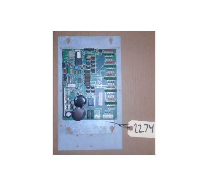 DIXIE NARCO ECC BOTTLE DROP Vending Machine PCB Printed Circuit MAIN CONTROL Board #2274 for sale