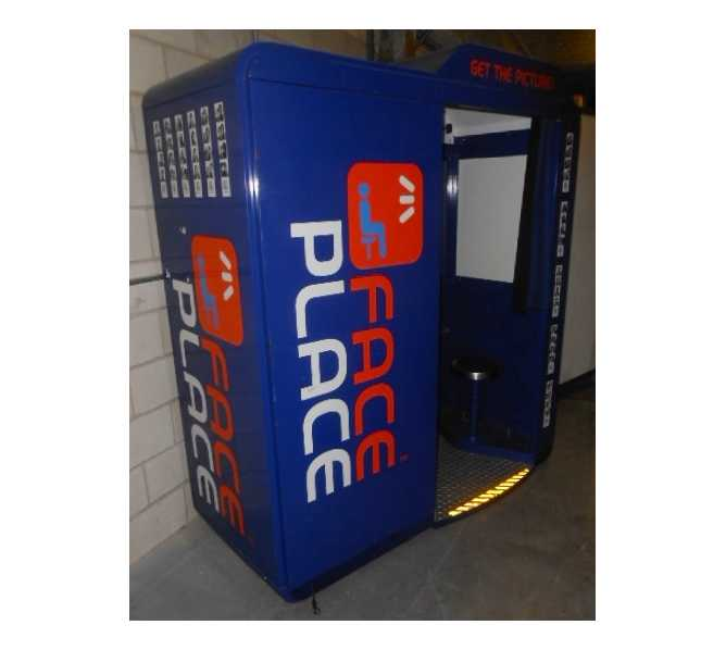 FACE PLACE PHOTO BOOTH for sale