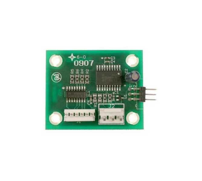 FAMILY GUY / SHREK Pinball Machine Game STEPPER MOTOR CONTROL Board #511-5045-00 for sale