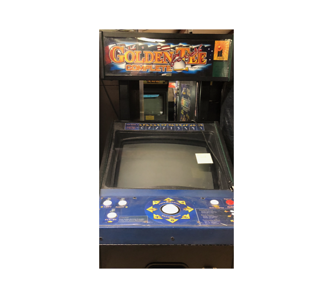 GOLDEN TEE COMPLETE with 29 288 Hole Courses Arcade Machine Game for sale