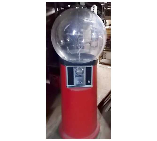 GUMBALL MACHINE 4.5' TALL for sale