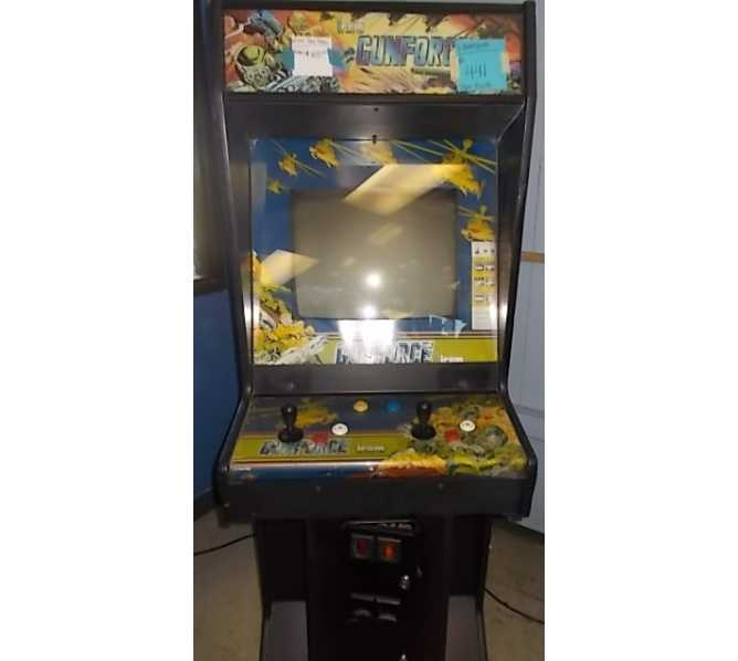 IREM GUNFORCE Arcade Machine Game for sale