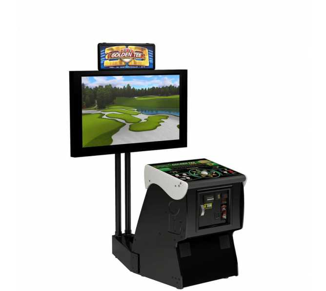 Golden Tee 2020 Live Edition Arcade Machine Game for sale