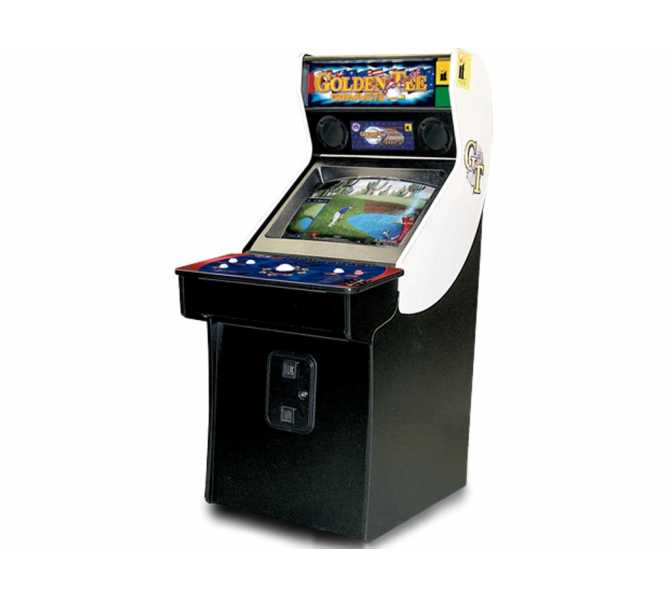 Golden Tee Fore Arcade Machine Game by Chicago Gaming for sale