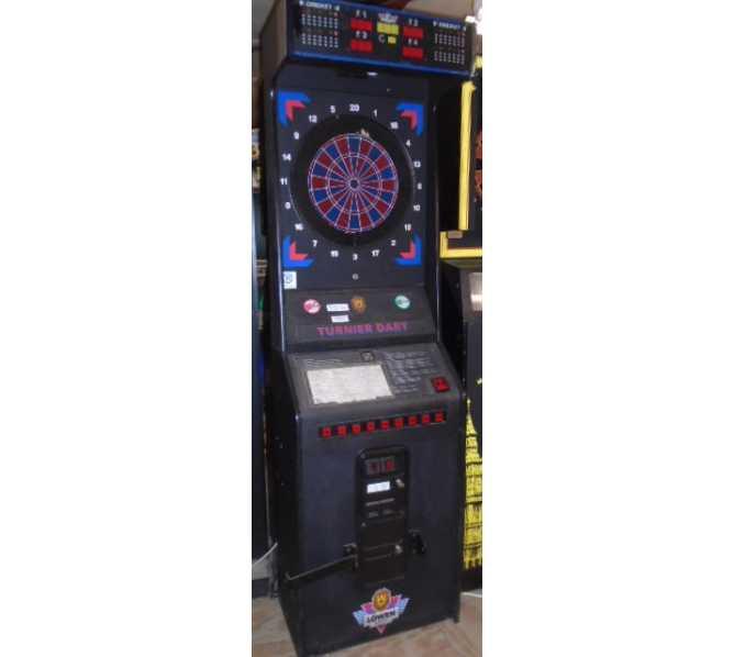 LOWEN SPORT TURNIER DART Arcade Machine Game for sale