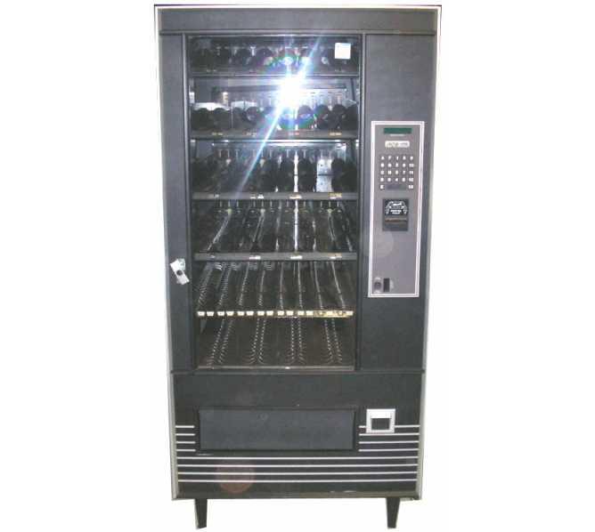 Lektro Vend LCV35 Glass Front Vending Machine Candy machine Candy vendor Snack machine Snack vendor