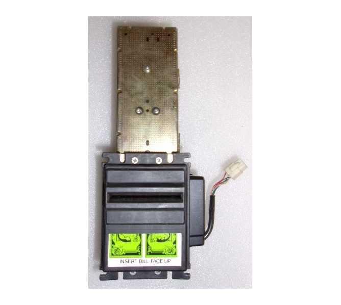 MARS ELECTRONICS GL5 #111491112 Dollar Bill Validator Acceptor Mechanism #5166 for sale