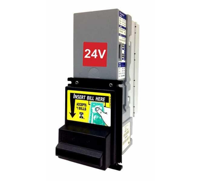 MARS MEI VN 2402 - 24V Dollar Bill Validator Acceptor Changer DBA - Takes $1s