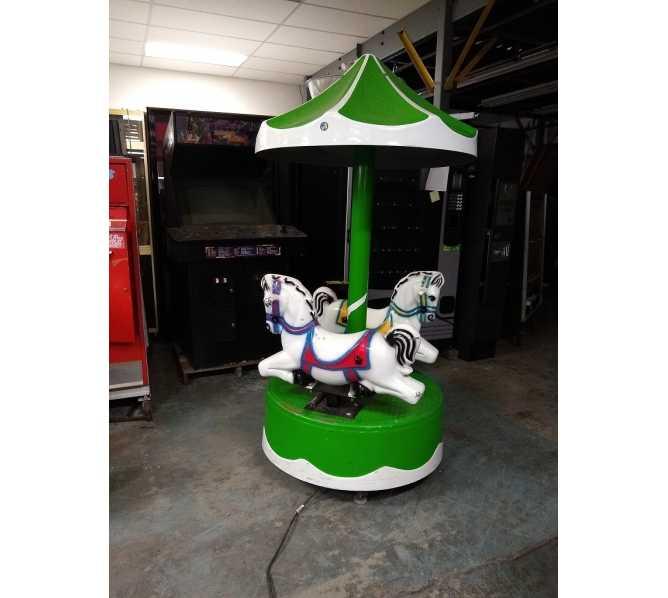 MERRY GO ROUND Kiddie Ride for sale