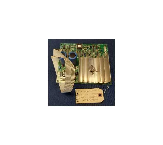 MIDWAY Arcade Machine Game POWER FEEDBACK PCB Printed Circuit Board #5474