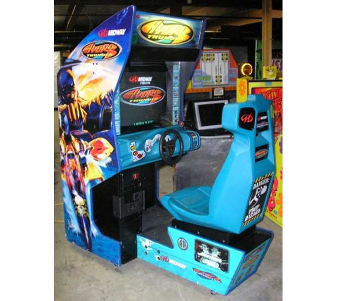 MIDWAY HYDRO THUNDER EXTREME Arcade Machine Game for sale