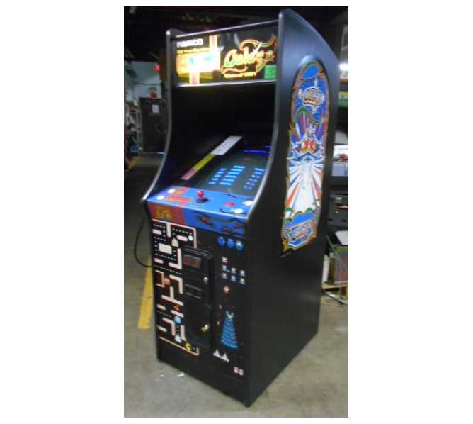 """MS. PAC-MAN/GALAGA CLASS OF 1981 25"""" Arcade Machine Game for sale"""
