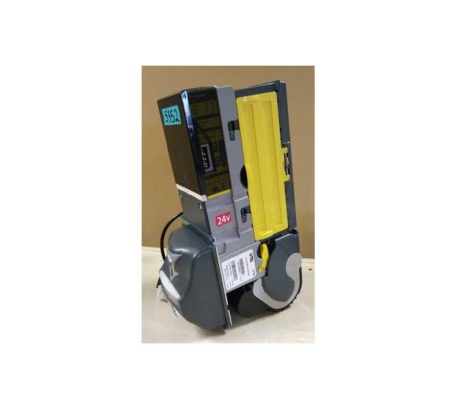 Mars MEI VN 27C2R U5M Dollar Bill Validator Acceptor Changer DBA with Recycler - LIGHT USE