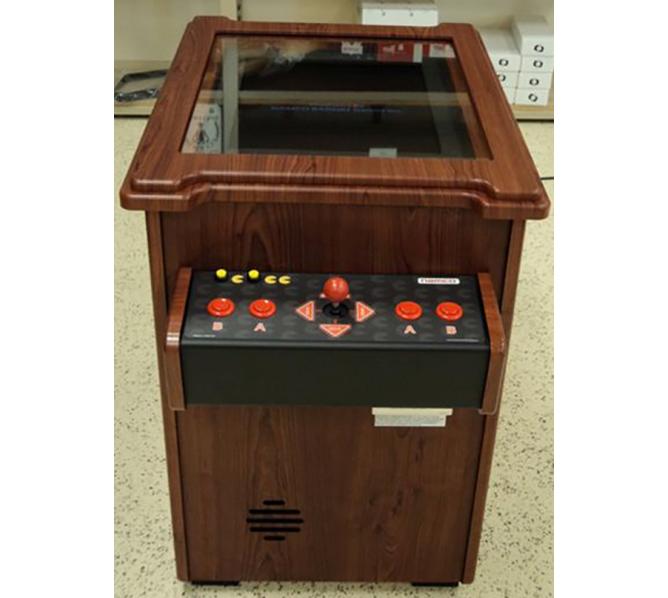 NAMCO PAC-MAN / MS. PAC-MAN / GALAGA PACMAN Cocktail Table Arcade Machine Game for sale