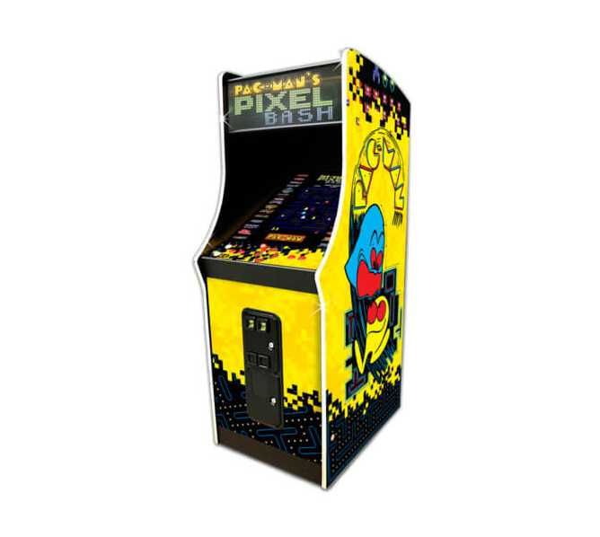 """NAMCO PAC-MAN PIXEL BASH 26"""" Arcade Machine Game HOME or COMMERCIAL for sale"""