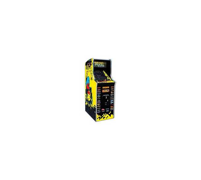 NAMCO PAC-MAN PIXEL BASH Arcade Machine Game HOME CABARET for sale