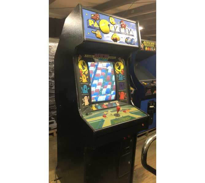 NAMCO PAC-MANIA Upright Video Arcade Game Machine for sale