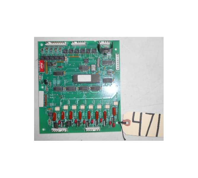 NATIONAL 473 Vending Machine PCB Printed Circuit COFFEE MODULE Board #471 for sale