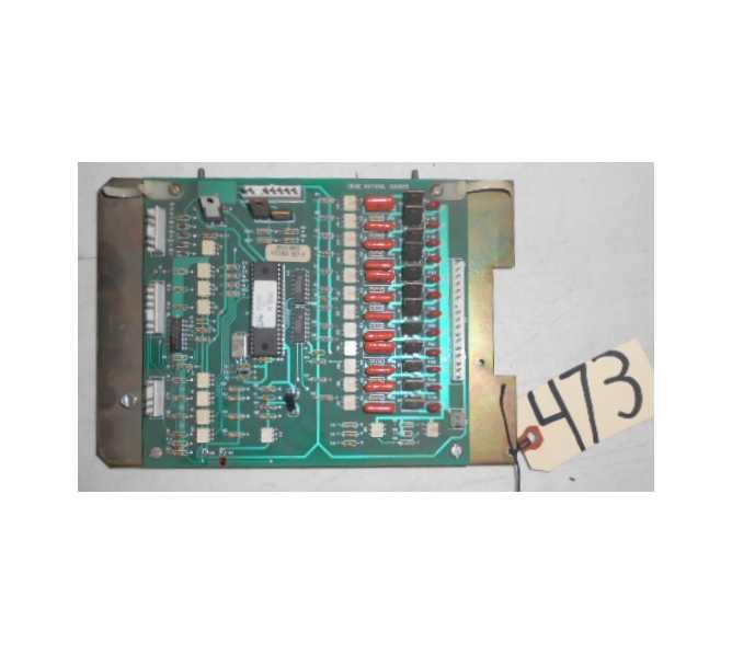 NATIONAL 476 Vending Machine PCB Printed Circuit COFFEE MODULE Board #473 for sale