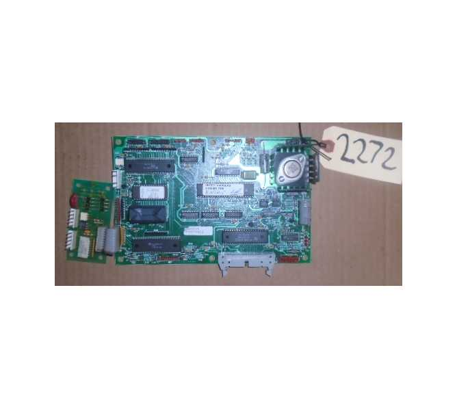 NATIONAL 623 COFFEE Vending Machine PCB Printed Circuit DRIVER Board #2272 for sale