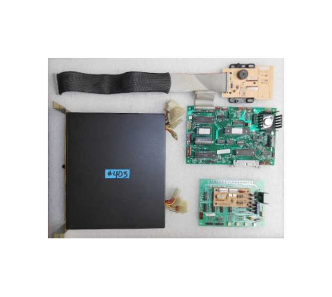 NATIONAL CRANE 475 COMBO Vending Machine PCB Printed Circuit MAIN CONTROL Board &  Power Supply for sale