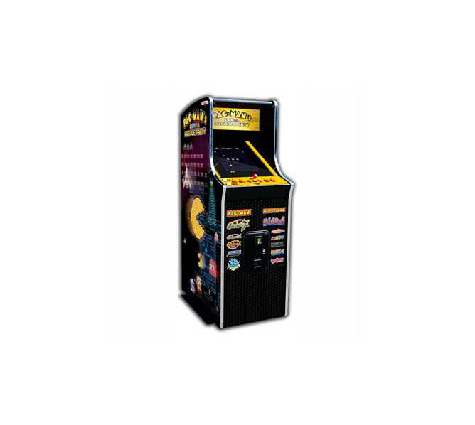 "PACMAN'S PACMAN'S ARCADE PARTY 30th Anniversary 19"" Arcade Machine Game for sale - 13 in 1 for HOME USE - NEW - FREE SHIPPING"