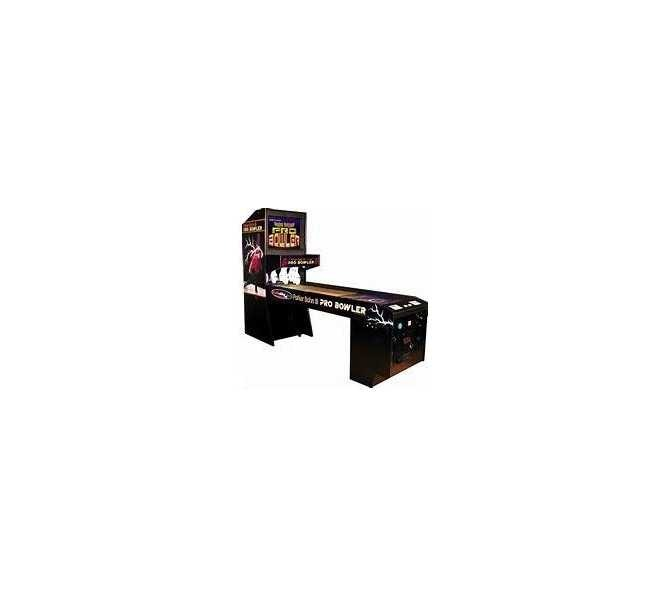 PARKER BOHN III PRO BOWLER Shuffle Alley Arcade Machine Game for sale - 6 in 1 by Shuffle Alley