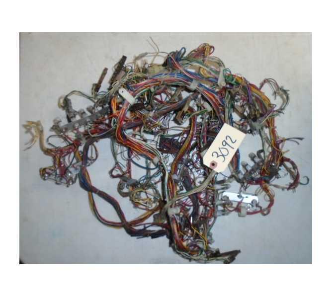 Fantastic Pharaoh Pinball Machine Game Wiring Harness 3092 For Sale By Wiring Database Wedabyuccorg