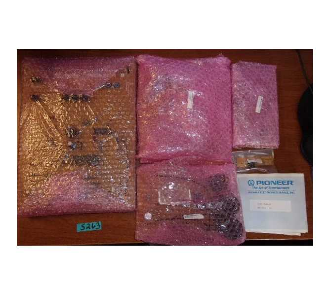 PIONEER ELECTRONICS OPERATING SPARE PARTS KIT #CJ-V55 (5263) for sale