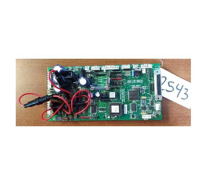 PREMIER CRANE Arcade Machine Game PCB Printed Circuit Board #2543 for sale