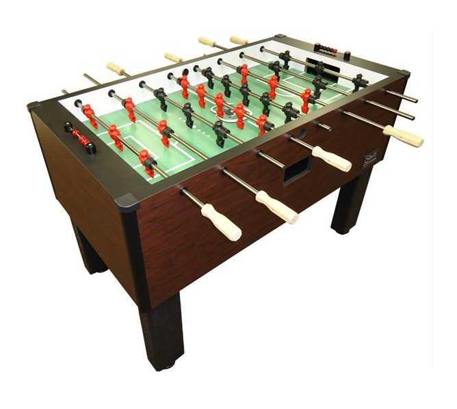 PRO FOOS II DELUXE FOOSBALL TABLE by SHELTI