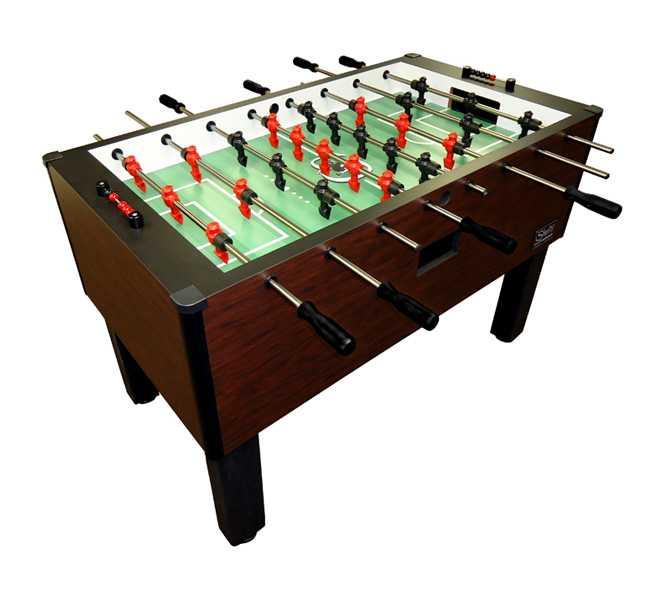 PRO FOOS II HOME FOOSBALL TABLE by SHELTI