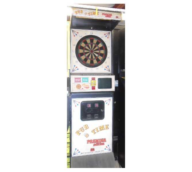 PUB TIME PREMIER EDITION DART Arcade Machine Game for sale by MERIT