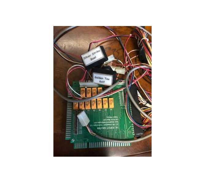 Perfect Solutions Arcade Machine Game Conversion Kit