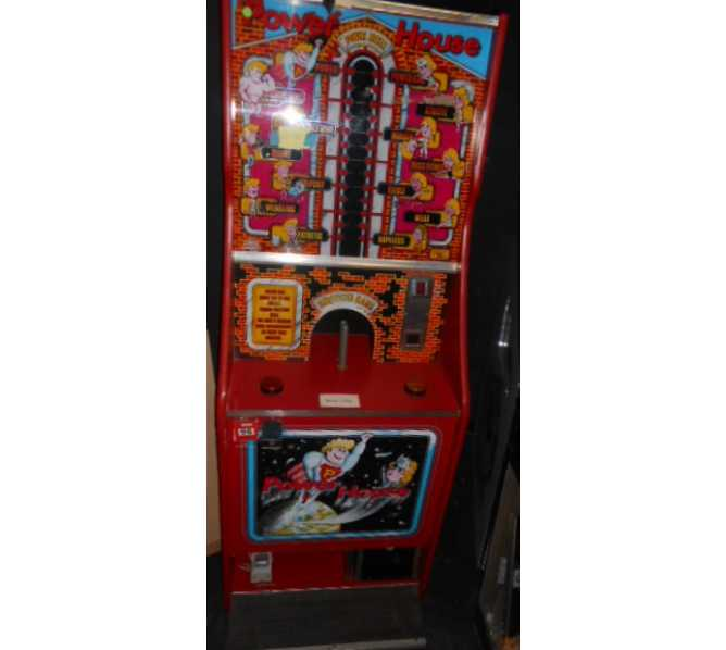 POWER HOUSE Arcade Machine Game for sale by AMUSEMENT DESIGN