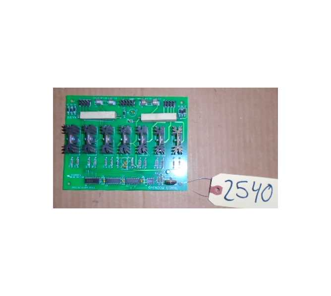RAINBOW CRANE Arcade Machine Game PCB Printed Circuit Board #2540 for sale
