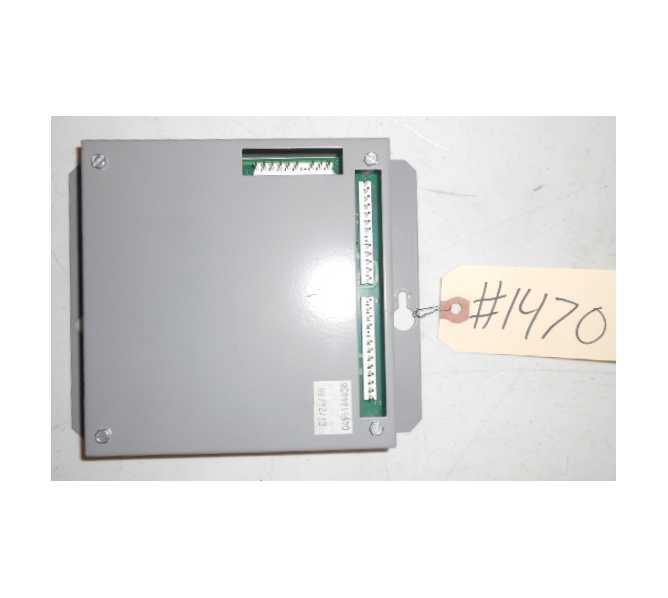 RMI 211 Vending Machine PCB Printed Circuit RELAY Board #1470 for sale