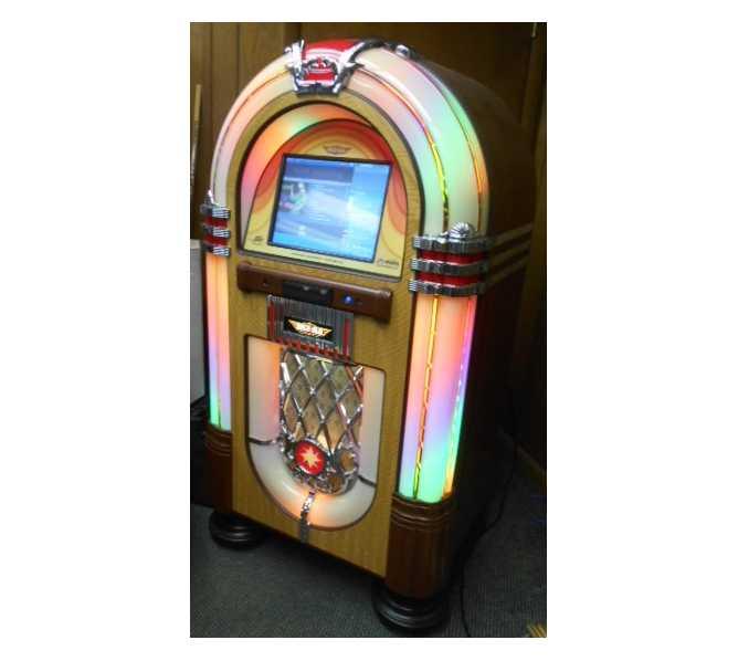 ROCK-OLA Nostalgic Digital Bubbler Jukebox for sale - LIGHT USE - FROM OWNER'S HOME