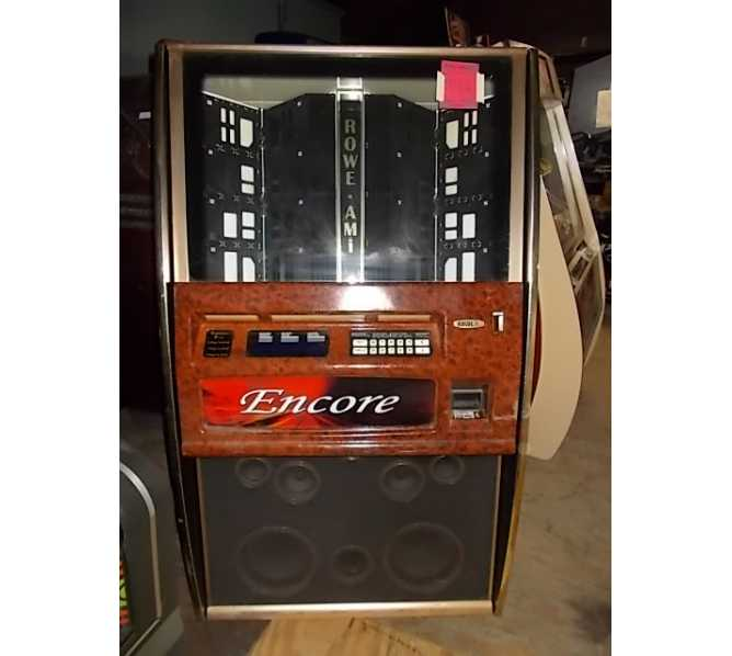 ROWE AMI Encore CD Compact Disc Jukebox for sale #172 - Holds 100 CD's