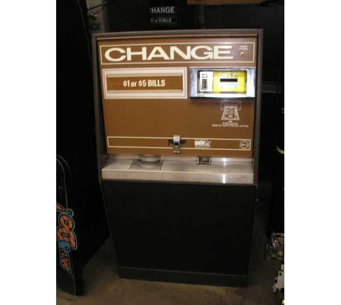 ROWE BC-35 $ BILL CHANGER HEAVY DUTY for COMMERCIAL USE - $1's/$5's