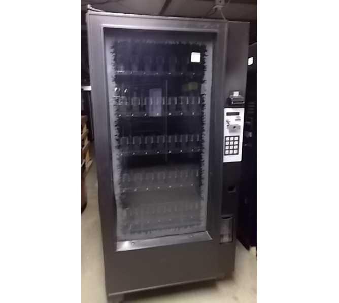 Royal Royal Vendors, RVRVV-500-40, RVVV 500, Royal Vision Vendor 40 SELECTION Can SODA COLD DRINK Vending Machine for sale