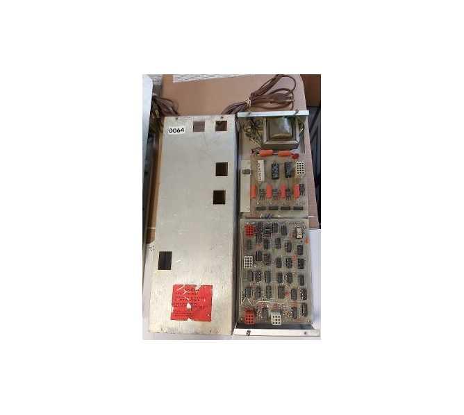 SKEE-BALL Arcade Machine Game MAIN CONTROL BOARD #0064 for sale