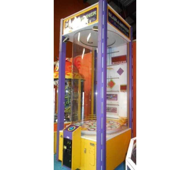 SLAM-A-WINNER EXTREME Ticket Redemption Arcade Machine Game for sale