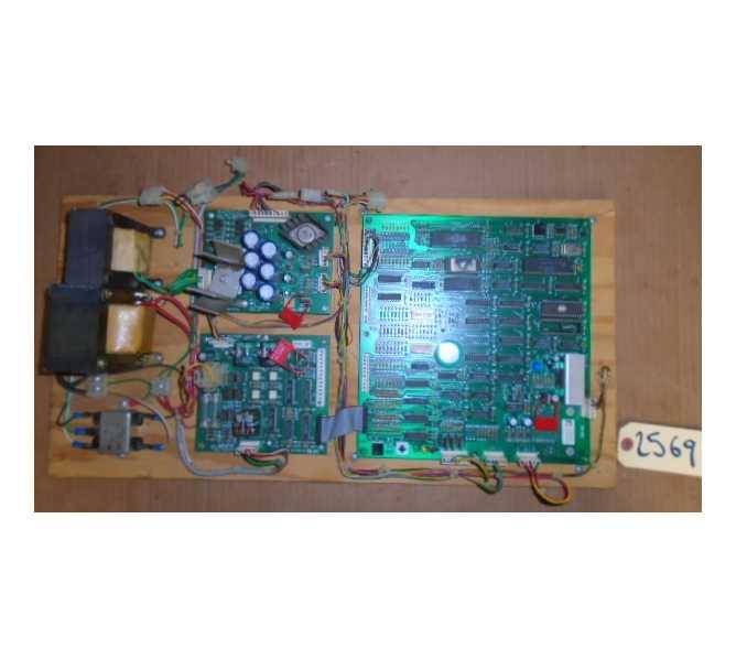 SMART CRANE Arcade Machine Game BOARD RACK #2569 for sale