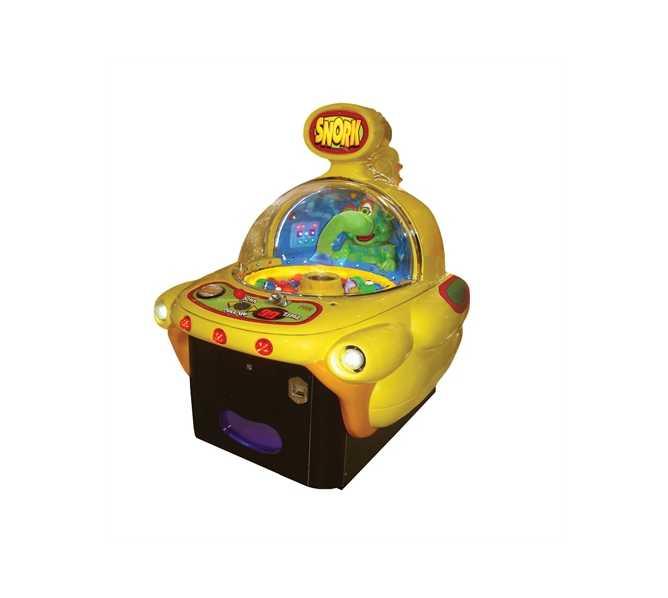 SNORK Prize Redemption Crane Arcade Machine Game by SEGA for sale