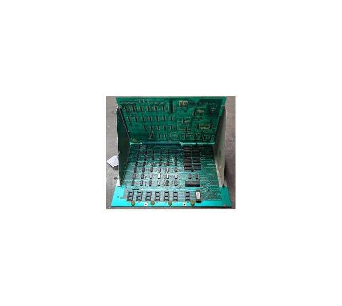 SPACE INVADERS Part II Arcade Machine Game PCB Printed Circuit BOARD Set #5466 for sale by TAITO