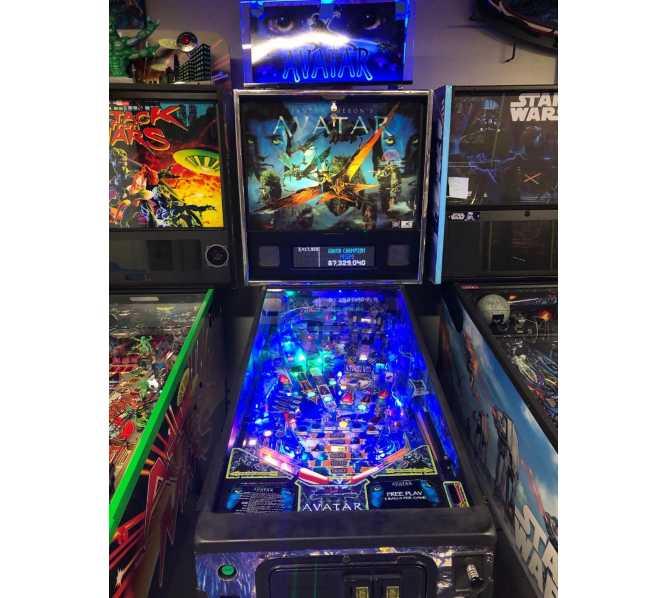 STERN AVATAR LE Pinball Machine Game for sale