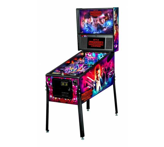 STERN STRANGER THINGS PRO Pinball Game Machine for sale