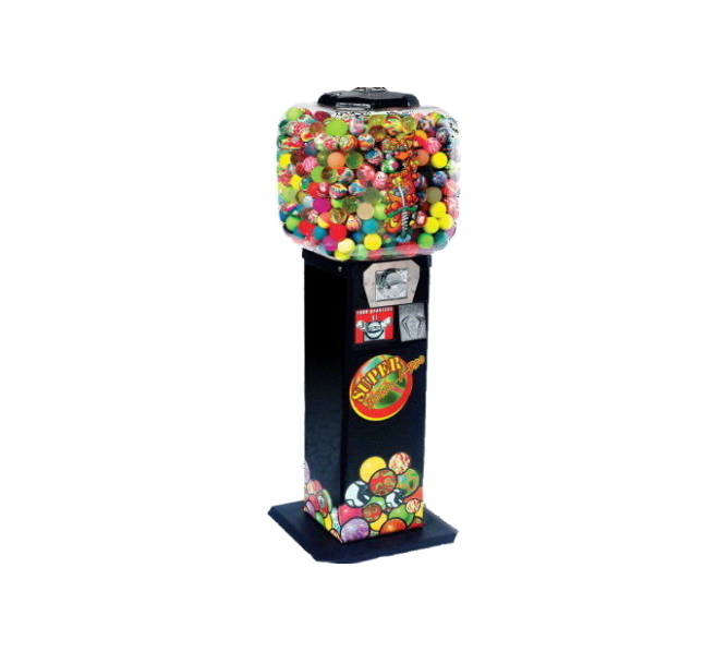 SUPER BOUNCE-A-ROO Merchandiser Arcade Machine Game for sale