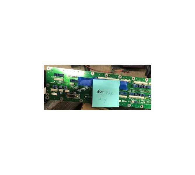 Sega GET BASS Arcade Machine Game PCB Printed Circuit Board #4
